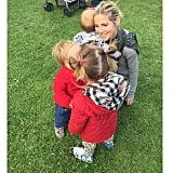 Elsa Pataky's Family Photos on Instagram