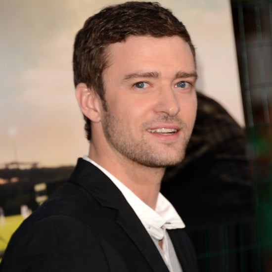 Justin Timberlake at Trouble With the Curve Premiere (Video)