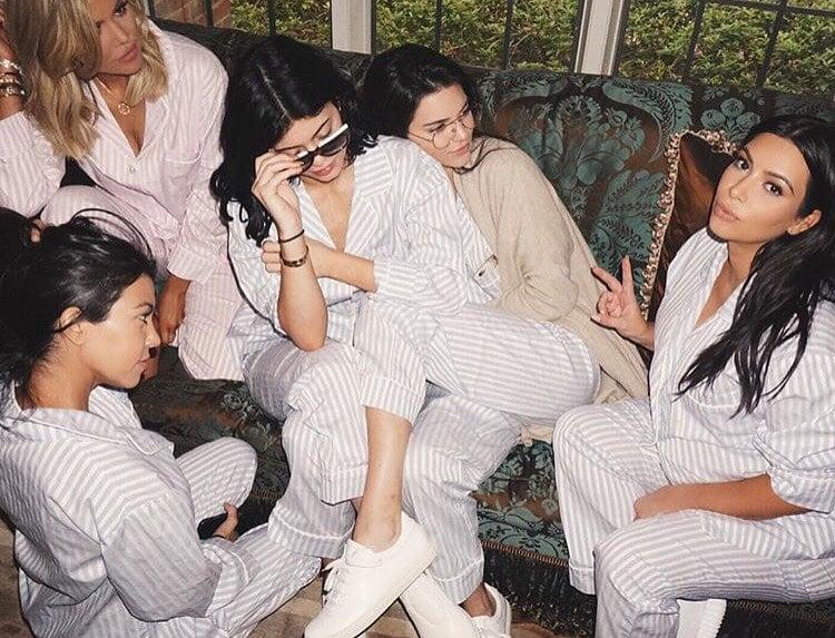 Kim Kardashian's Troop Beverly Hills Baby Shower