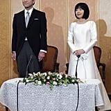Sayako Kuroda and Yoshiki Kuroda