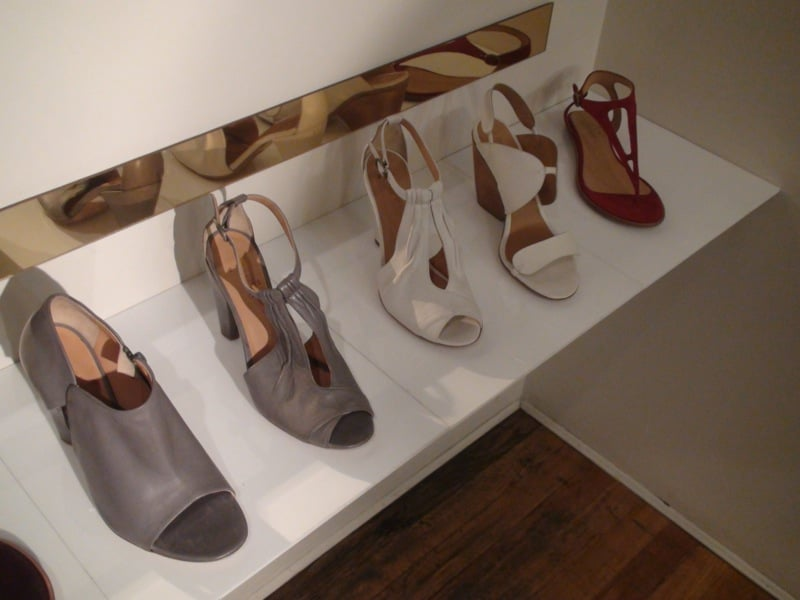In The Showroom: Coclico Spring 09