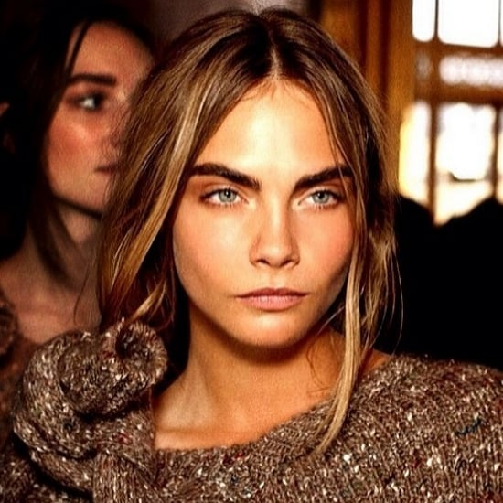 Cara Delevingne Instagram Beauty