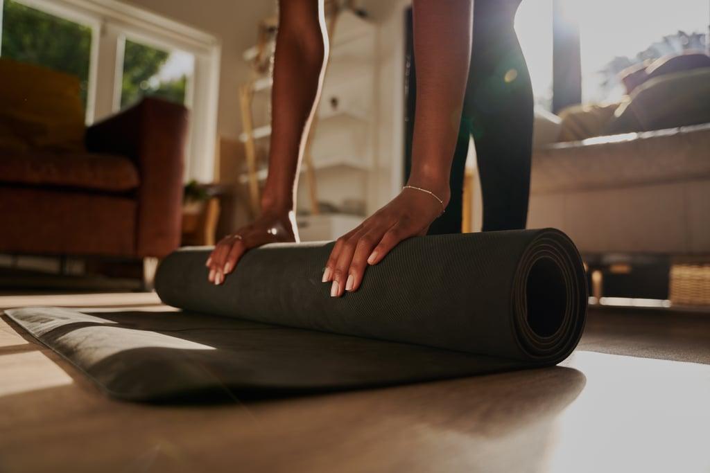 Restorative Yoga Poses For Stress Relief