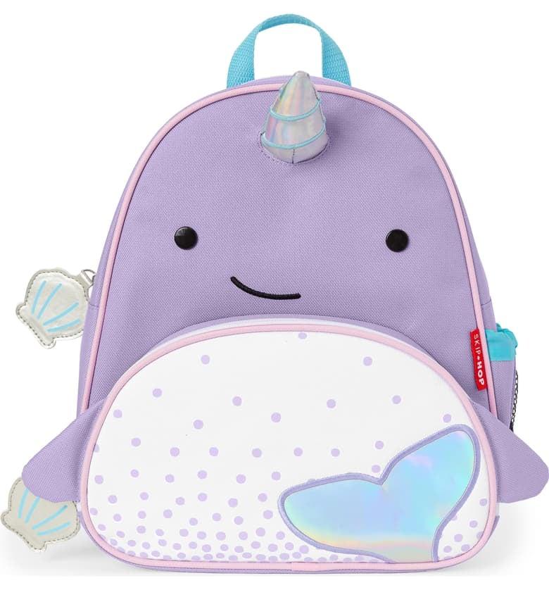 Skip Hop Narwhal Backpack