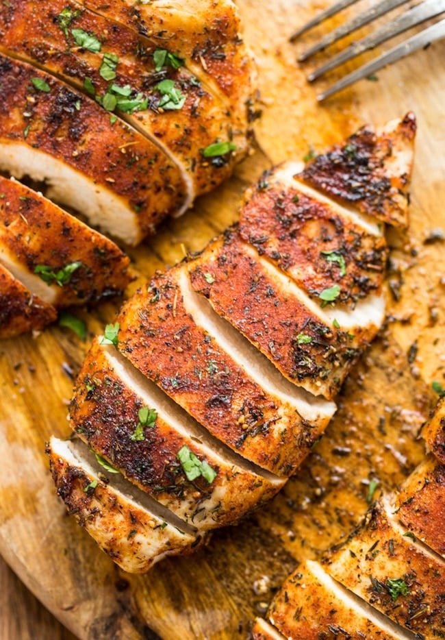 Healthy Chicken Breast Recipes Popsugar Fitness