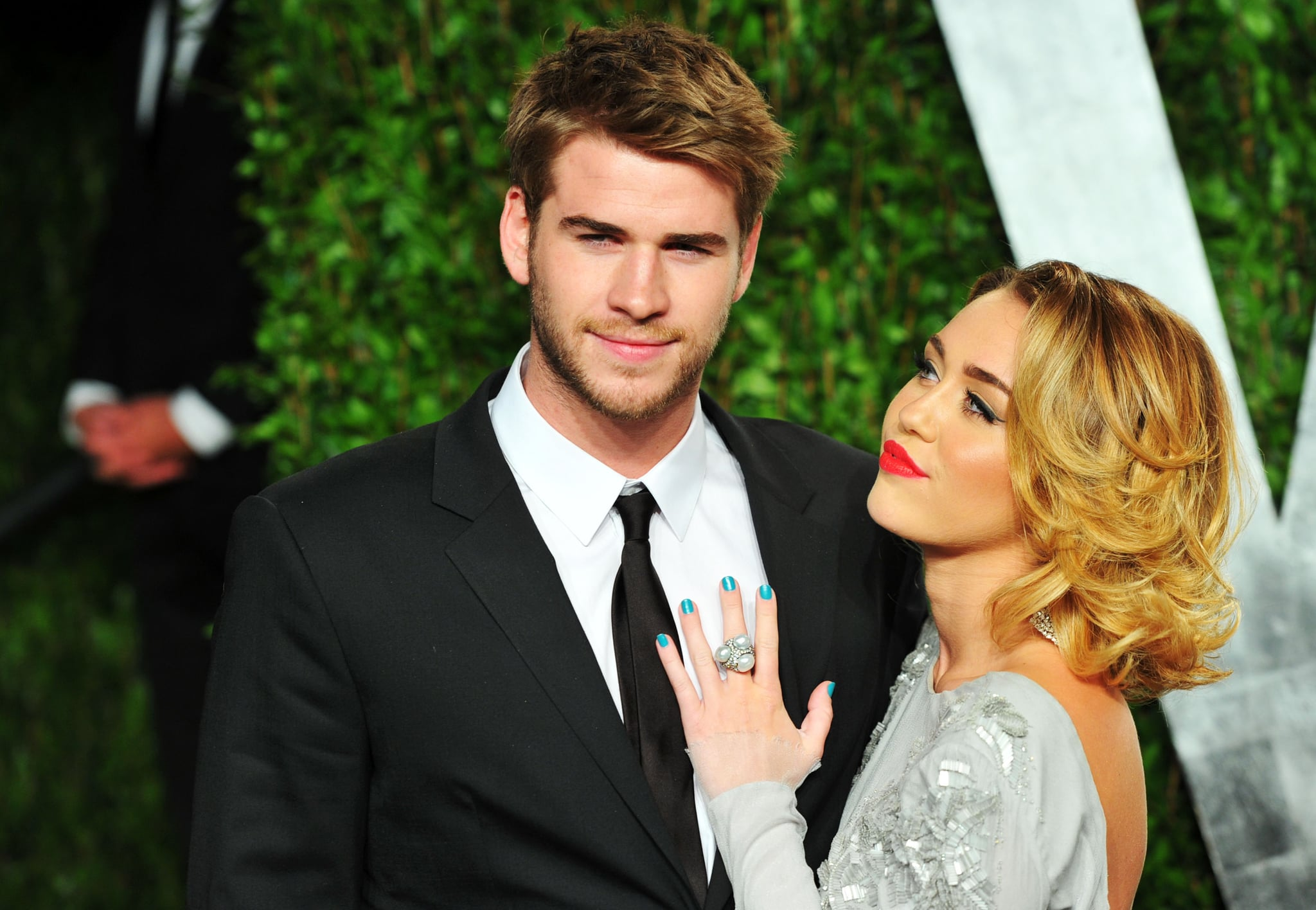Miley Cyrus Talks About Liam Hemsworth May 2017 | POPSUGAR ...