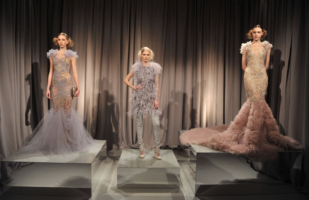 Photos of Marchesa Autumn 2011 Collection at New York Fashion Week