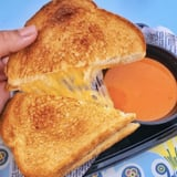 Disneyland's Grilled Cheese Recipe