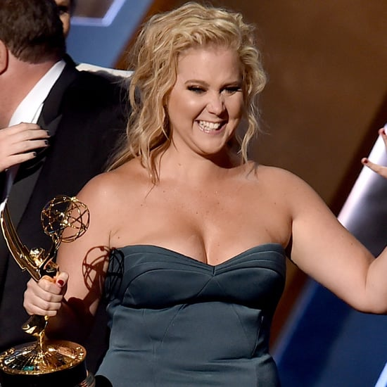 Amy Schumer Gave the Most Adorable Emmys Acceptance Speech Ever