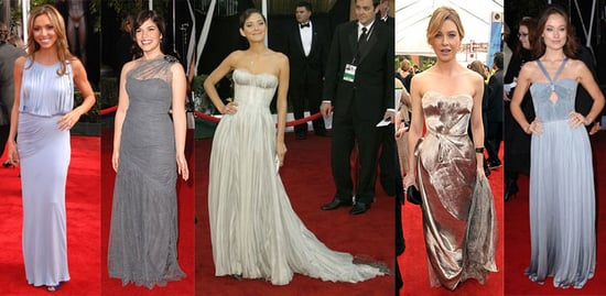 SAG Awards Trend Alert: Grey Day