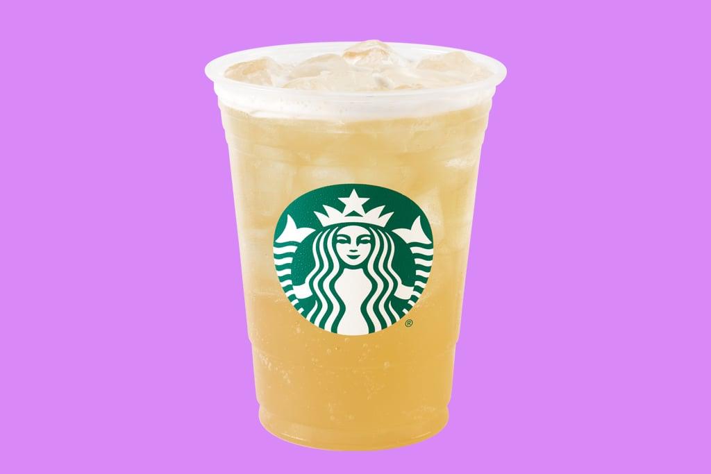 Pick Up a Starbucks<small>®</small> Iced Green Tea Lemonade