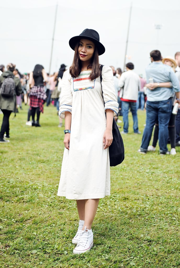 See All the Best Street Style From Governors Ball