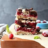 Chocolate Chunk Cranberry Bars