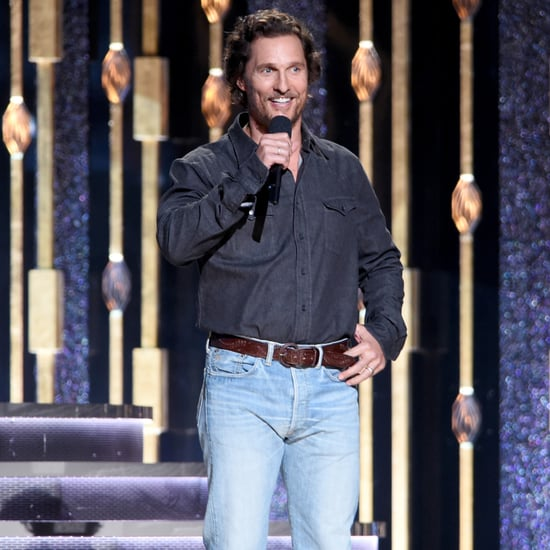 Matthew McConaughey Dancing to Beyonce at CMA Awards 2016