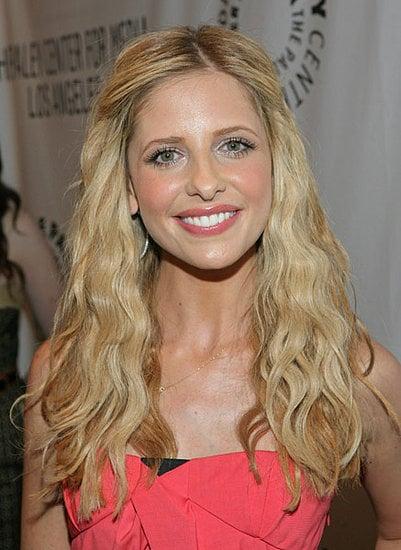 Sarah Michelle Gellar at the Buffy Reunion