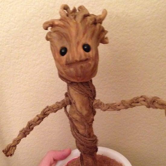 Make Your Own DIY Dancing Groot