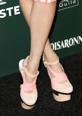 Guess Who Wore Fab Shoes From The Costume Designers Guild Awards