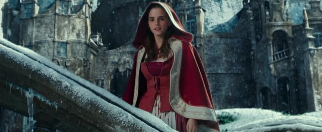 You Won't Be Able to Stop Watching the Snow Ball Fight Scene in Beauty and the Beast