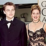 1998: They Attend the Golden Globes Together