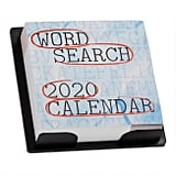 Word Search 2020 Daily Desk Calendar