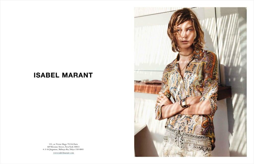 Isabel Marant Spring 2013