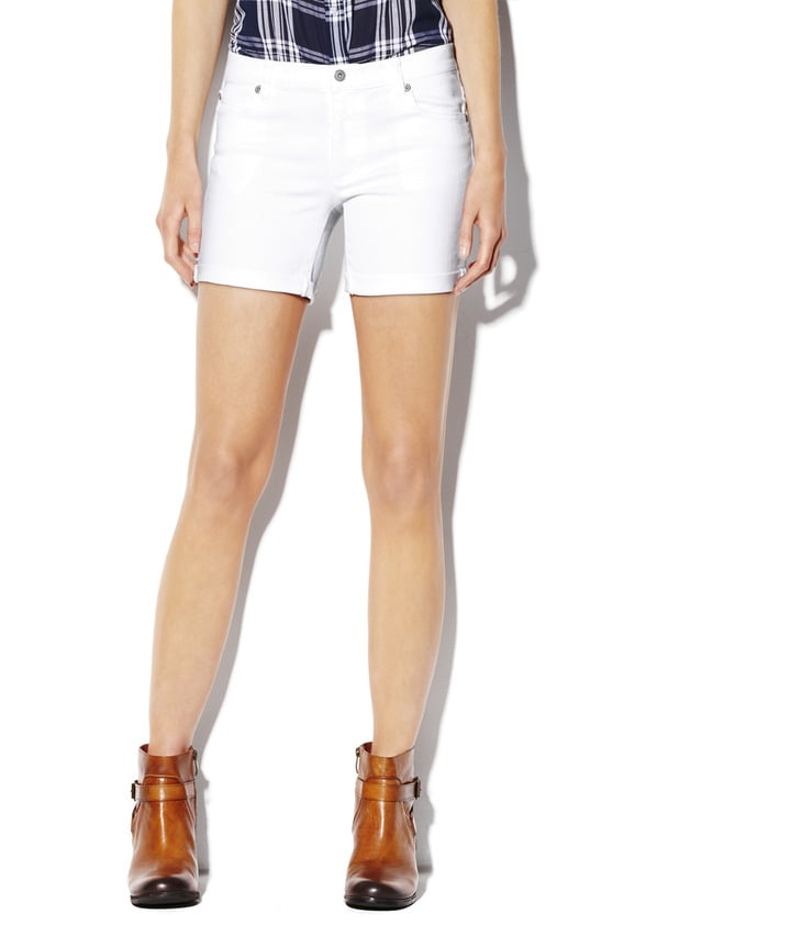 Everyone need a pair of crisp white shorts, and we love that you can roll these Vince Camuto white shorts ($40, originally $59) up or down depending on the outing.