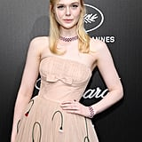Elle Fanning Fainted at Cannes Festival Due to Tight Dress