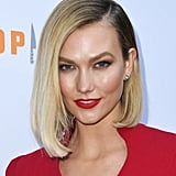 Karlie Kloss With an Asymmetrical Bob Haircut