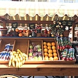 Take advantage of the park's fruit stands.