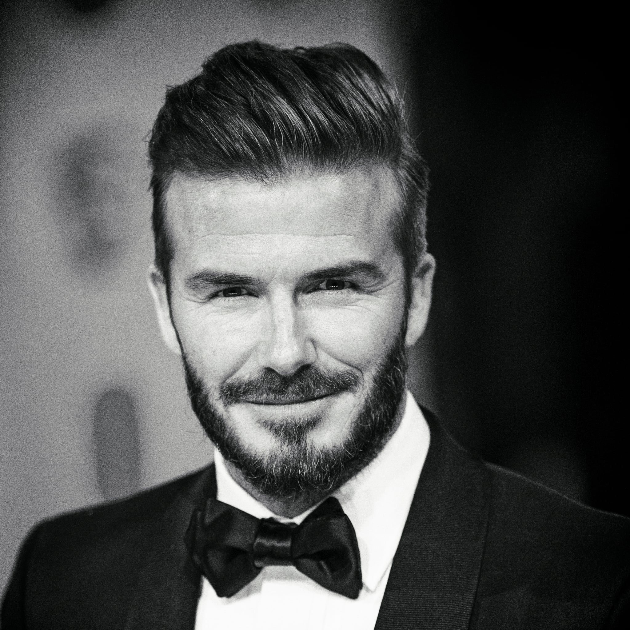 The Most Gorgeous Photos Of David Beckham POPSUGAR Celebrity UK - David beckham hairstyle back view 2015