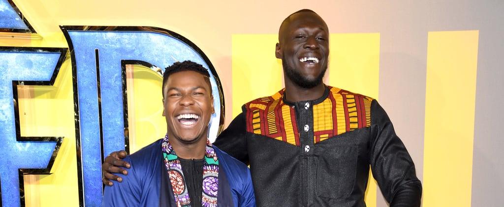 Black Panther European Premiere Pictures Feb 2018