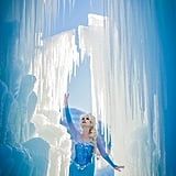 """Traci Hines Frozen """"Let It Go"""" Video"""