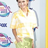 Zendaya Wears Jacquemus to The Teen Choice Awards 2019