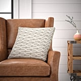 Stone & Beam Mid-Century Modern Geometric Throw Pillow