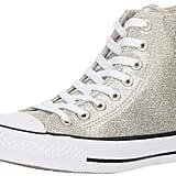 Converse Women's Chuck Taylor All Star Glitter Canvas High Top Sneaker