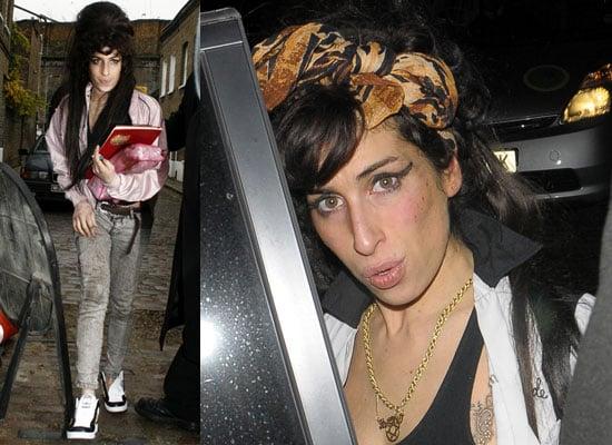 19/11/2008 Amy Winehouse