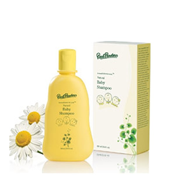 Paul Penders Natural Baby Shampoo ($17)