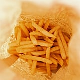 """""""Want the rest of my French fries?"""""""