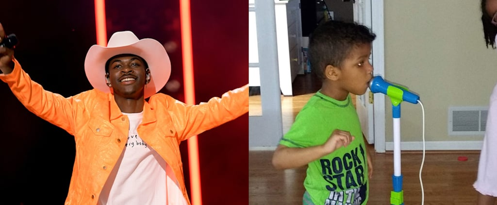 Boy With Nonverbal Autism Singing Old Town Road Video
