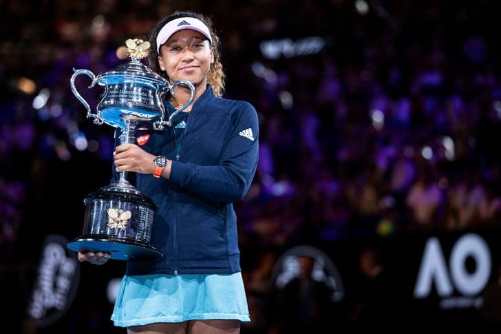 Naomi Osaka Australian Open Champion 2019 Popsugar Fitness