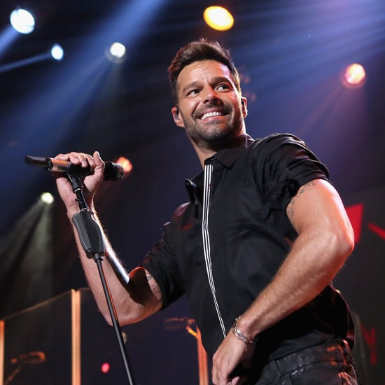 Ricky Martin Buys Beverly Hills Mansion