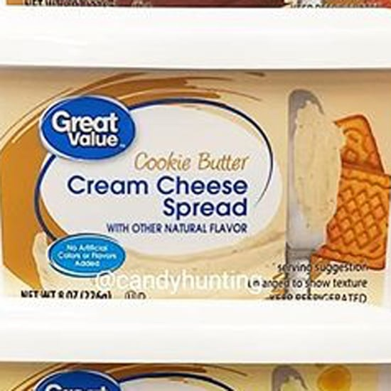 Walmart Cookie Butter Cream Cheese Spread