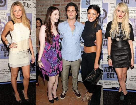 Photos of Gossip Girl Party