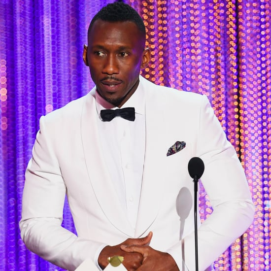 Mahershala Ali Speech Video at the 2017 SAG Awards
