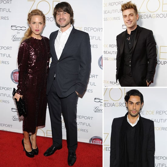 Rachel Zoe Gathers Friends and Family For a Holiday Season Launch