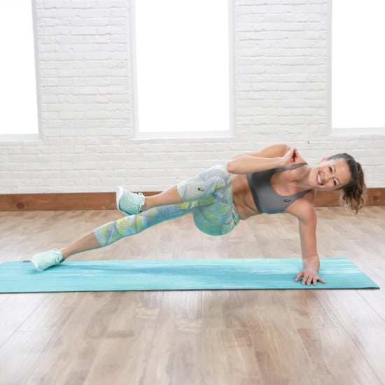 5-Minute Bodyweight Ab Workout
