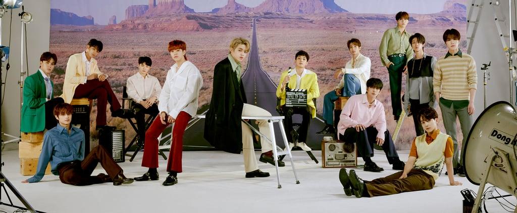 K-Pop Group Seventeen on Their New Album ; [Semicolon]