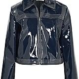 Ganni Cropped Jacket