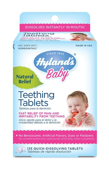 Homeopathic Teething Tablets Linked to Children's Deaths