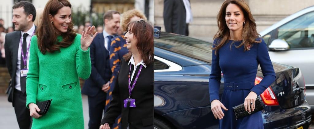 The Duchess of Cambridge's Favourite Fashion Brands